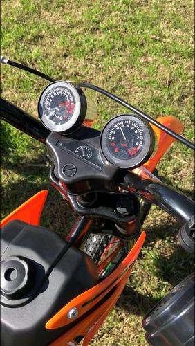 bicicleta rodado 16 motobike igual a una moto con rueditas
