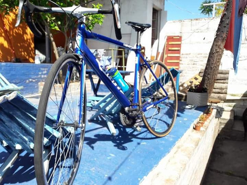 bicicleta ruta usada