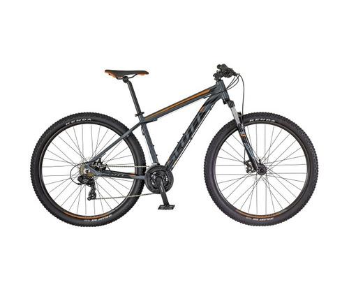 bicicleta scott aspect 970 2018 (componentes regulados)