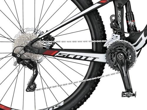bicicleta scott spark 750 2017 oferta 30%