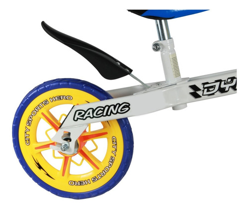 bicicleta sin pedal