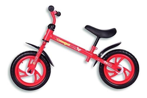 bicicleta sin pedal para niños