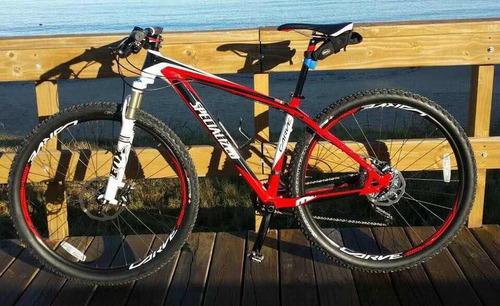 bicicleta specialized carve rodado 29