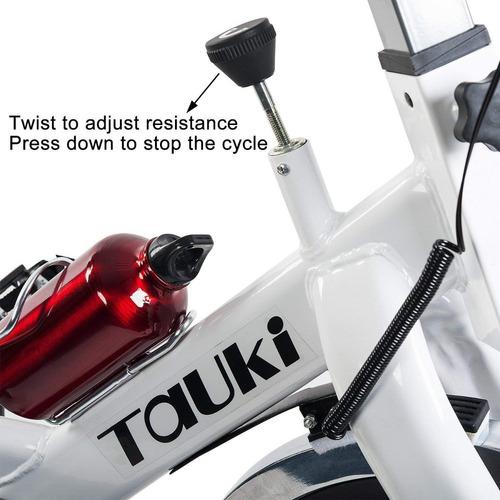 bicicleta spinning max 120kg, disco de  13,6kg envio gratis