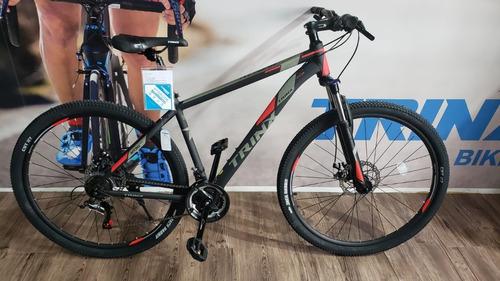 bicicleta trinx m136 rod 29 freno disco cuadro alumin albion