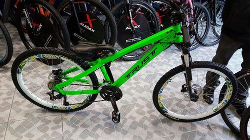 bicicleta trust aro