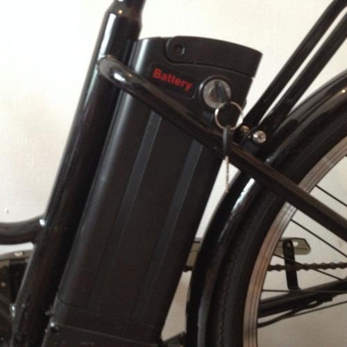 bicicleta urbana electrica