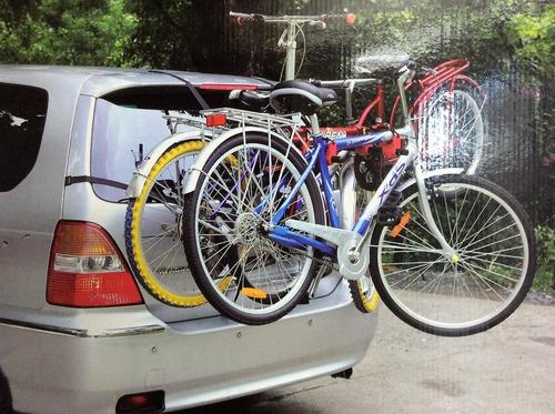bicicletas autos porta bicicletas