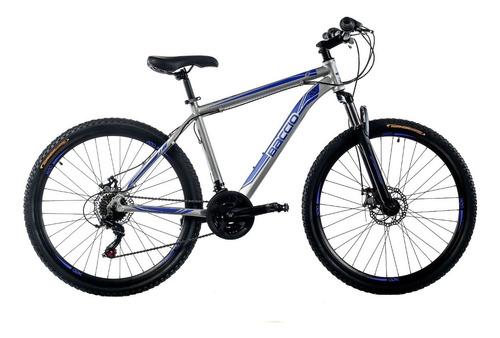 bicicletas bicicleta montaña mtb baccio xco 27.5 man gris