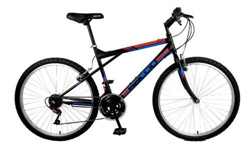 bicicletas rodado 26 hombre baccio alpina man 21 velocidades