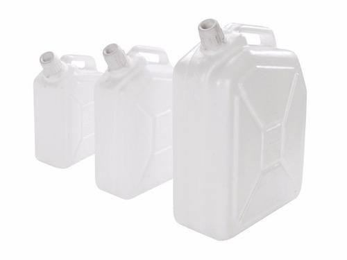 bidón de plástico 5 litros atma