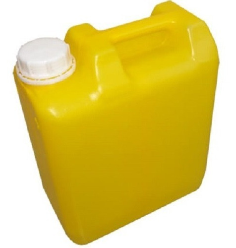 bidon plastico para combustible nafta 10 litros