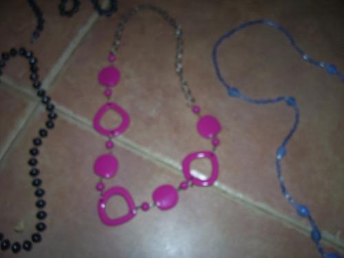 bijouterie 5 collares