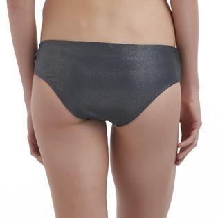 bikini gris plateado