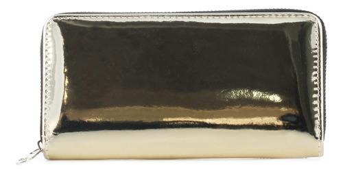 billetera dama miss carol cromado candace 146.w19350257