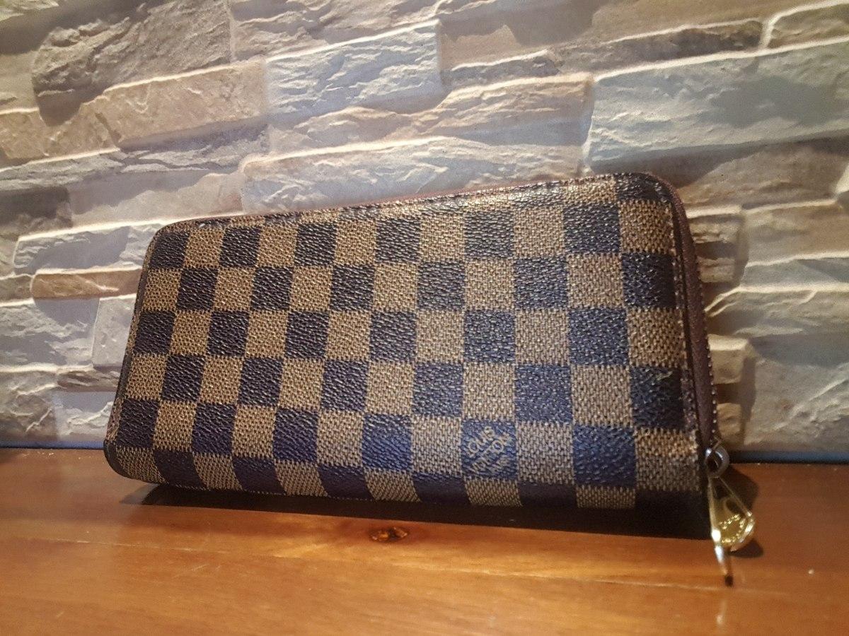 4ce0dfb14 Billetera Louis Vuitton Lv - $ 1.400,00 en Mercado Libre