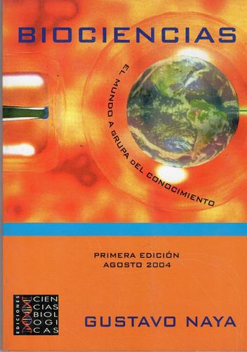 biociencias - gustavo naya
