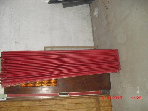 biombo pesado altura 209 cm,largo aprox 320 cm.