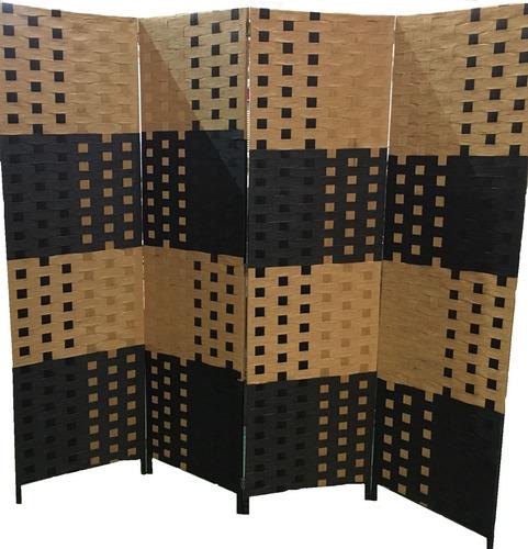 biombos de ratán ideal espacios reducidos 2.00 x 1.80 caja