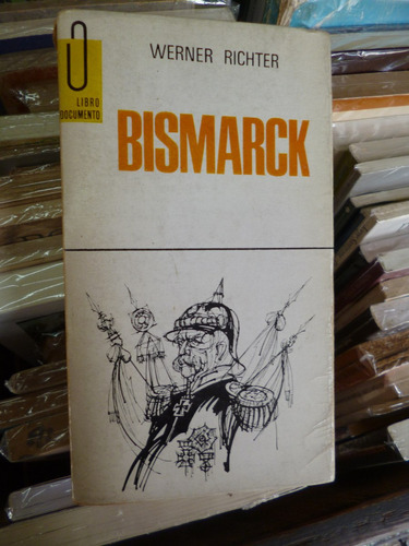 bismarck, werner richter