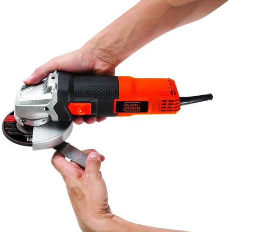 black decker amoladora