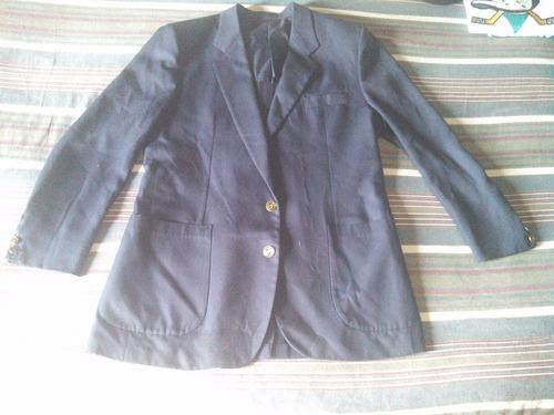 blazer azul marinho