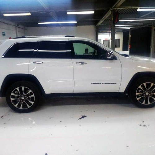 blindada 2018 jeep grand cherokee lla4x4  4 plus blindados