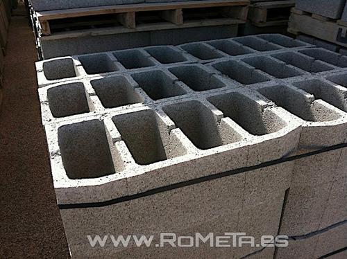 bloqueras automaticas  adoquines y prefabricados de hormigon