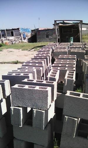 bloques hechos a maquina