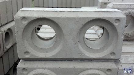 bloques prensados modulares