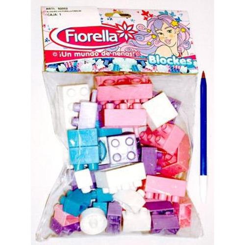 bloques x40 fiorella