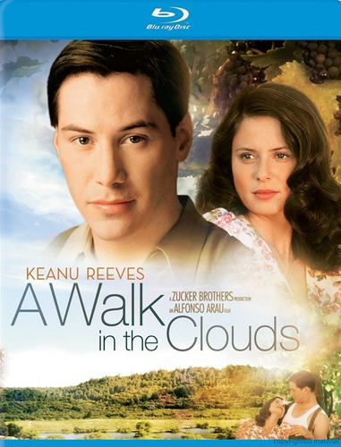 blu-ray a walk in the clouds / un paseo por las nubes