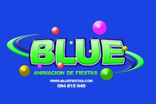 blue fiestas: animacion de cumpleaños, eventos, inflables.