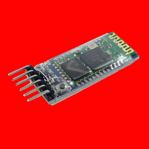 bluetooth hc 05  arduino  android microcontrolador