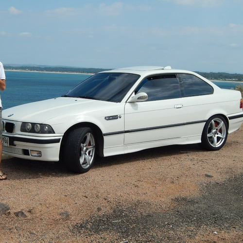 bmw 318is automática - coupe año 1993 divina!