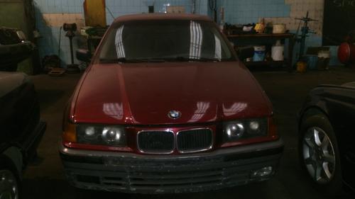 bmw 320 i 1992 aut. elia grou fac de pagos / permuta