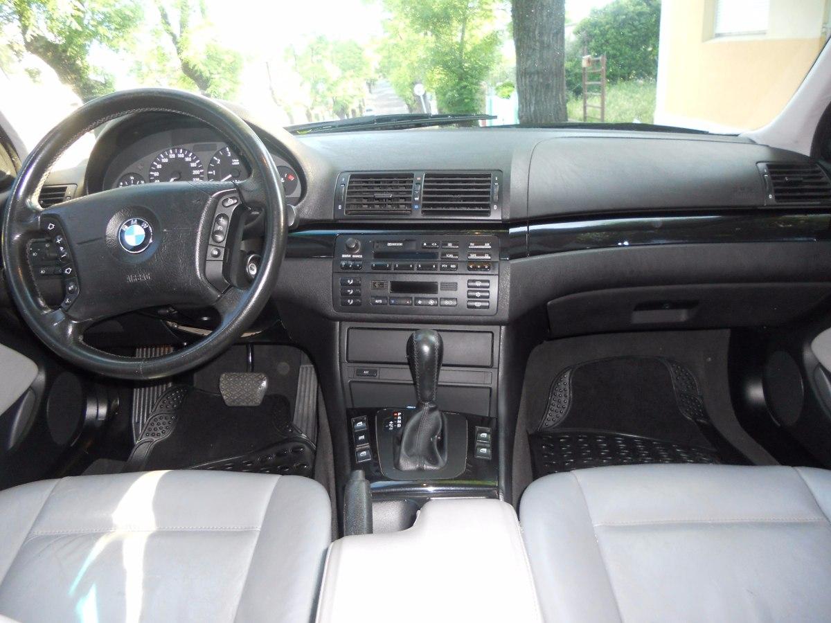Bmw 325 I E46 Automatico Secuencial Sedan Ano 2002