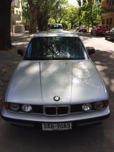 bmw 524 td versión  e34  original 1990