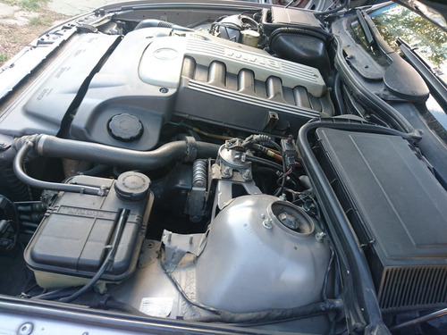 bmw 530d motor 3.0 e39 extra full 2001 color gris plata