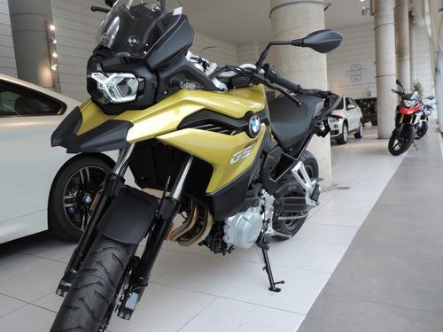 bmw f750 gs , amarillo metalizado versión básica