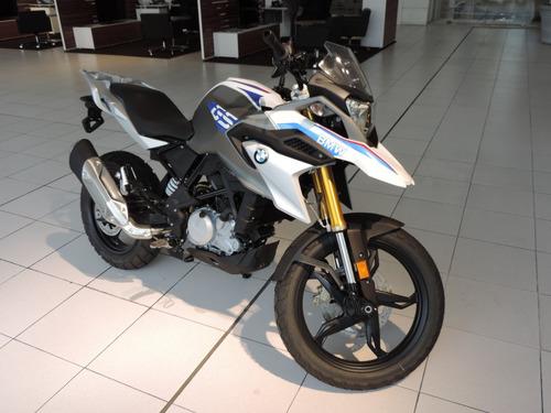 bmw g 310gs blanco