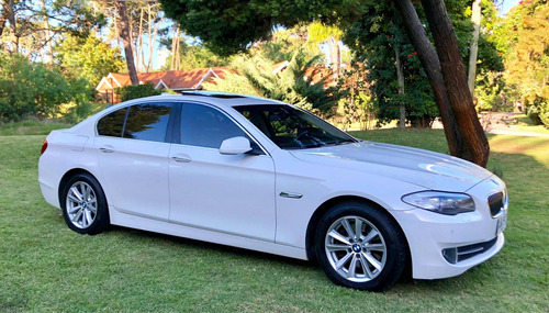 bmw serie 5 528i 245hp extra full service oficial