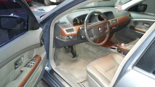 bmw serie 7. 740i  luxury full
