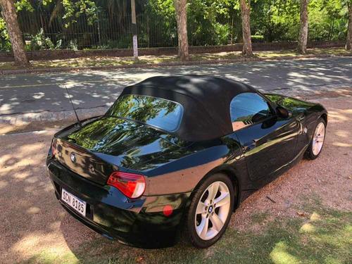 bmw z4 3.0 si roadster 2008