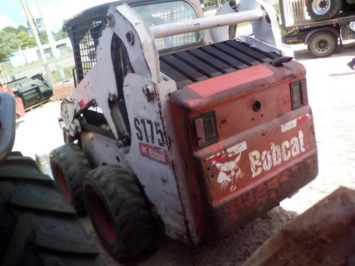 bobcat s175 minicargador mini cargador oportunidad - sisler