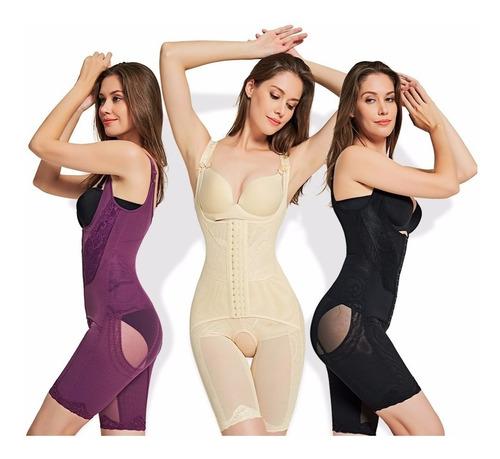body corset  faja modeladora  sexy reductora post parto