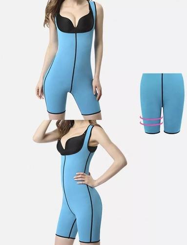 body enterito modelador hot shapers reductor neopreno -tvirt