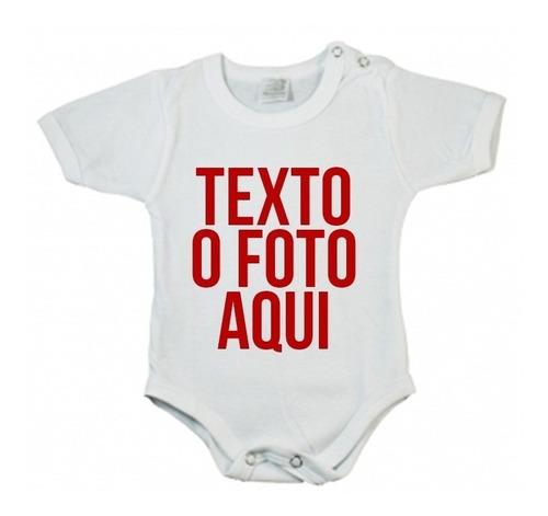 body personalizado para bebe bodies