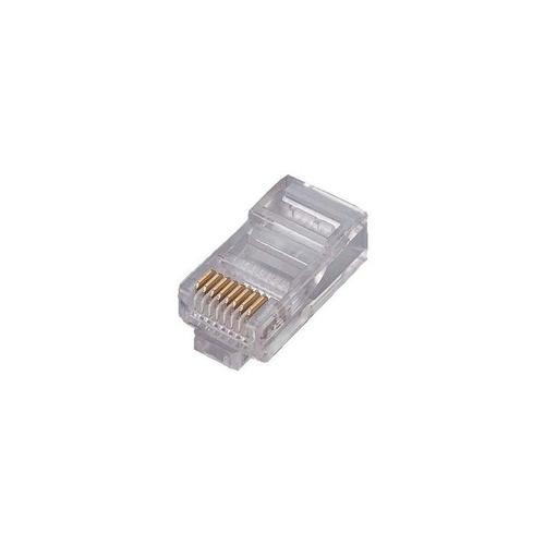bolsa de 100 conectores rj45 cat5