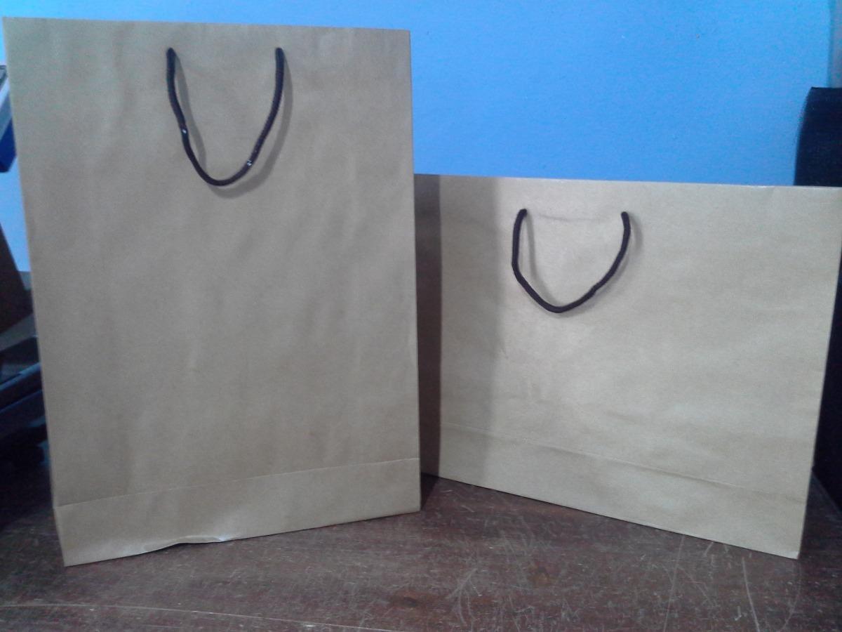 d3e7af7a9 bolsa papel tienda - 27x38x10 x100u bajaron los precios! Cargando zoom.